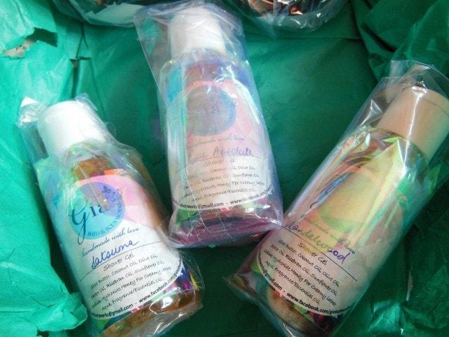 Gia Bath And Body Works Shower Gel Haul
