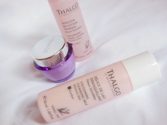 Thalgo Skincare Giveaway Prizes