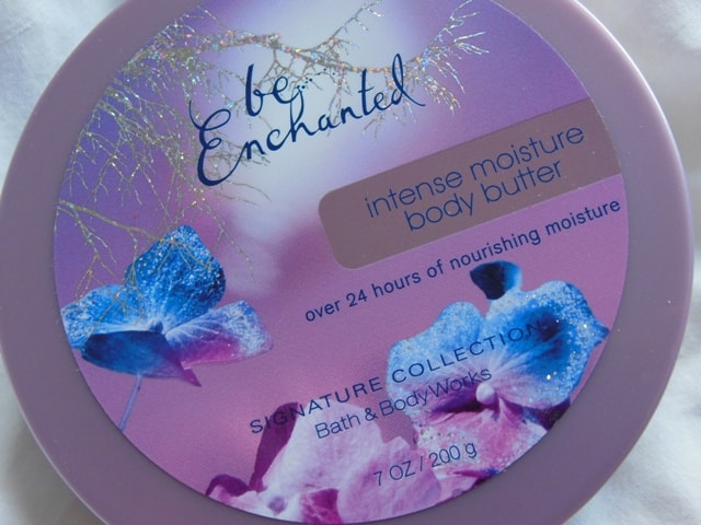 Bath and Body Works Be Enchanted Body Butter