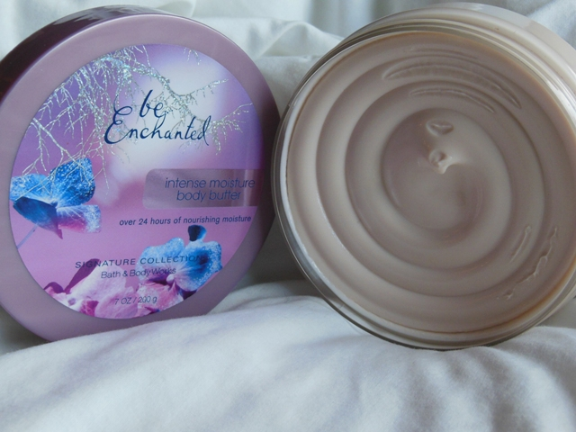 Bath and Body Works Be Enchanted Intense Moisture Body Butter