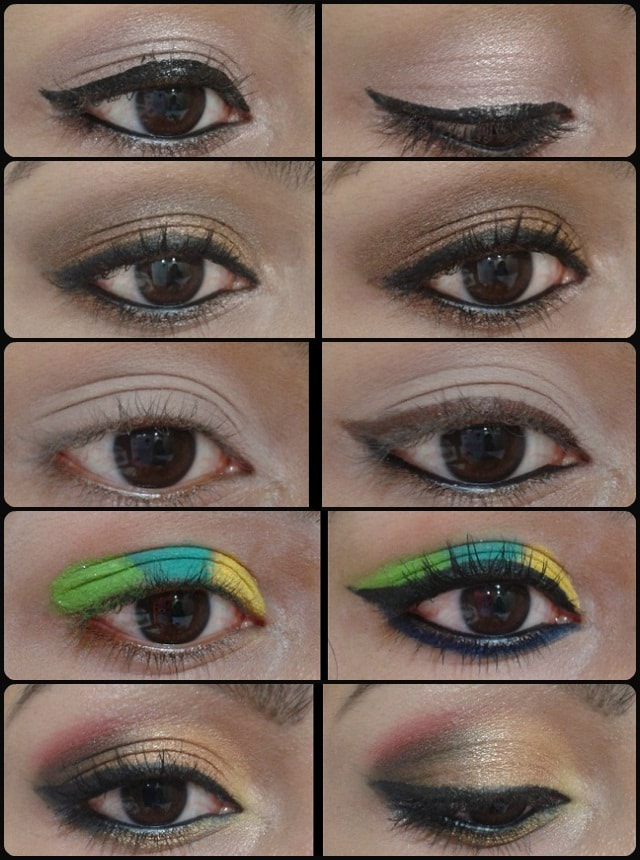 Best of 2013 - Eye Shadows Look