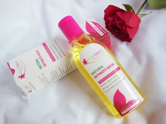 Everteen Intimate Wash Review