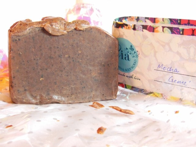 Gia Bath & Body Soap Mocha Creme