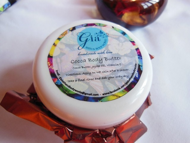 Gia Bath and Body Works Cocoa Body Butter