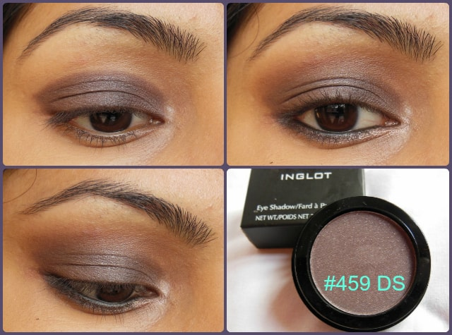 INGLOT Eye Shadow #459 DS EOTD