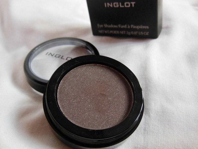 INGLOT Eye Shadow 459 Double Sparkle Review