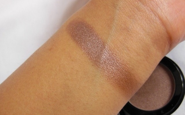 Inglot Eye Shadow #425 Pearl Swatch