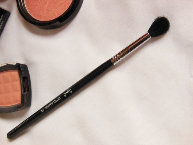 Sigma Makeup E40 Tapered Blending Brush Review