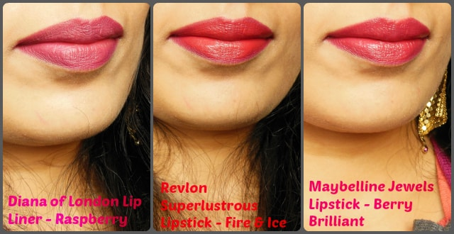 Sonam Kapoor Cannes 2013 Inspired Makeup - Lips