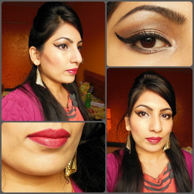 Sonam Kapoor Cannes Film Festival Inspired Makeup