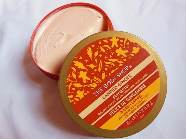 TBS Ginger Body Butter Review