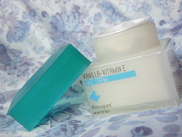 The Nature's Co Vanilla Vitamin E Face Cream