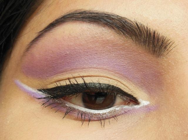 Eyes-O-Mania Series Part 8 - Purple Cut Crease Eye Look