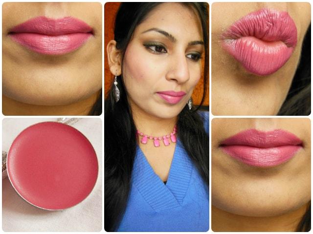 INGLOT Freedom System Lipstick Refill #68 Lip Swatch