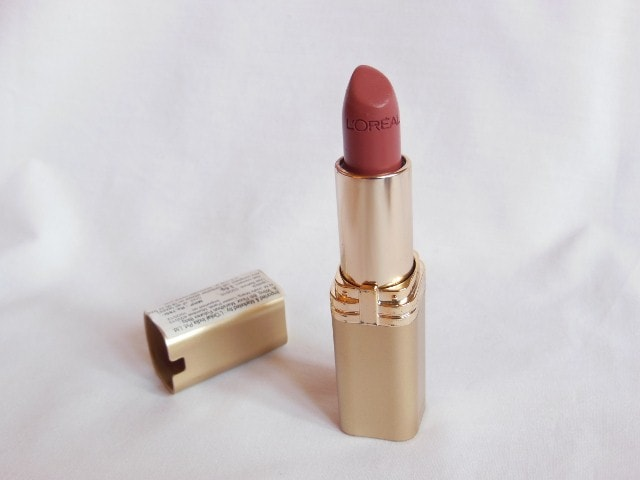 January Makeup Haul - L'Oreal Paris Tender Berry Lipstick