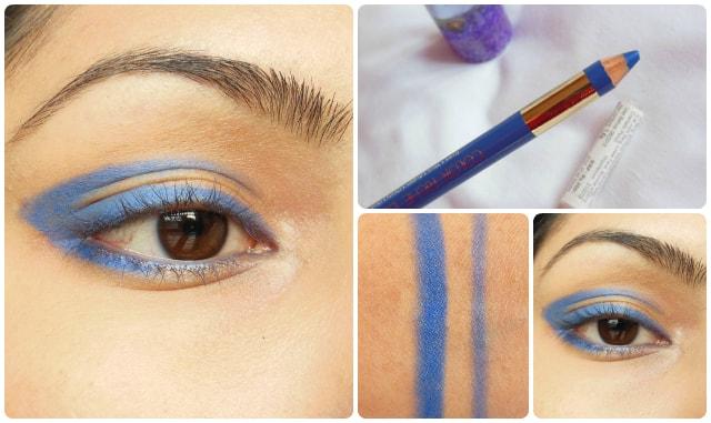 L'Oreal Color Riche Le Kohl - Portofino Blue EOTD