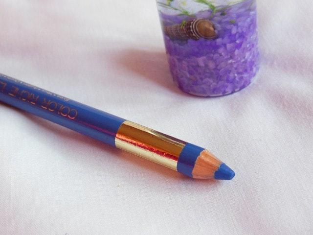 L'Oreal Color Riche Le Kohl - Portofino Blue Review