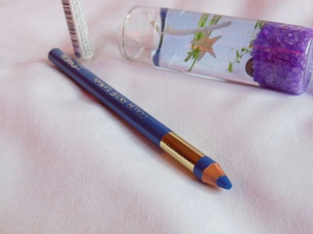 L'Oreal Color Riche Le Kohl Portofino Blue Review
