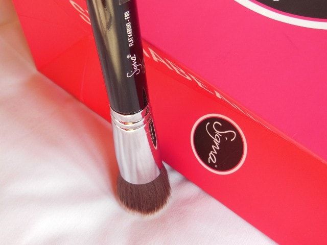 SIGMA F80 Brush Review