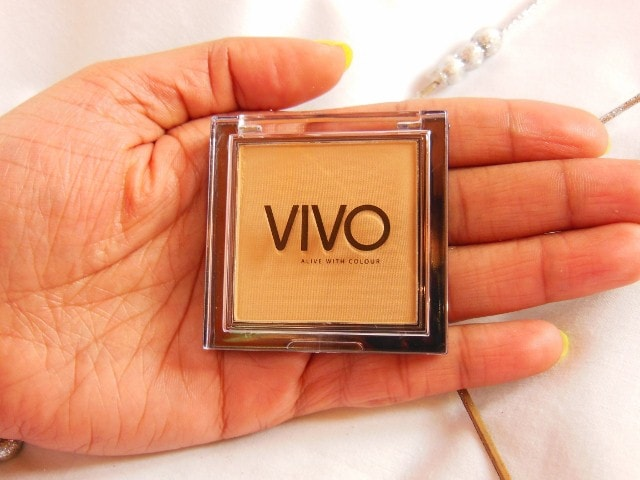 VIVO Eye Shadow Sandstorm Review