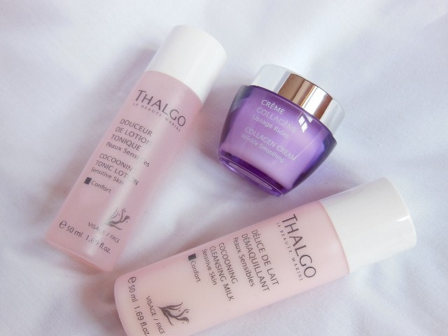 Currently Testing - Thalgo Skin Care