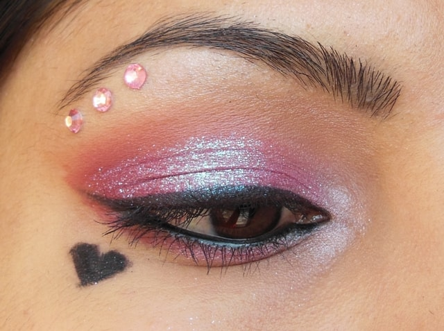 Eyes-O-Mania- Valentine Day Inspired Eye Makeup