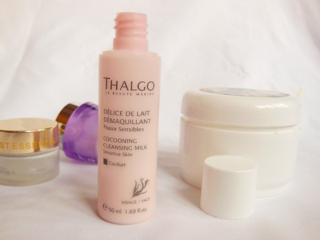 Finally Finished This Month - Thalgo Cocooning Cleanser