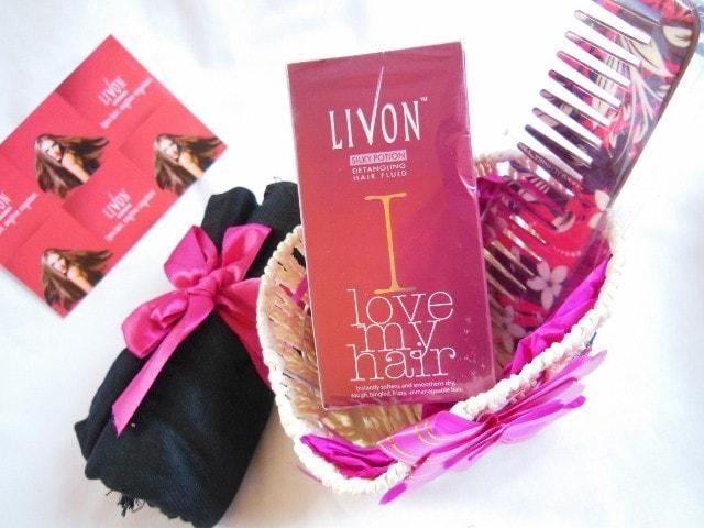 Livon I Love My Hair - Hair Fluid
