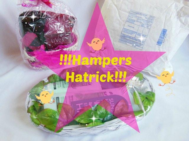 Livon, Sunsilk and BornPrettyStore Gift Hamper