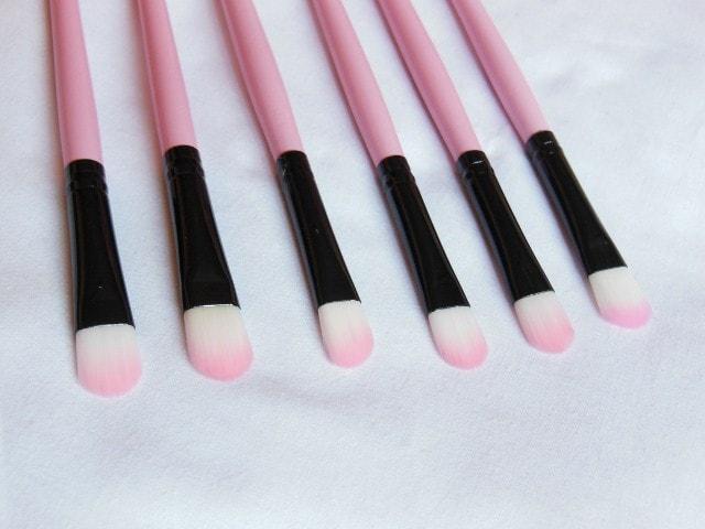 TMart 22 Piece Brush Set - Eye Shadow Brushes