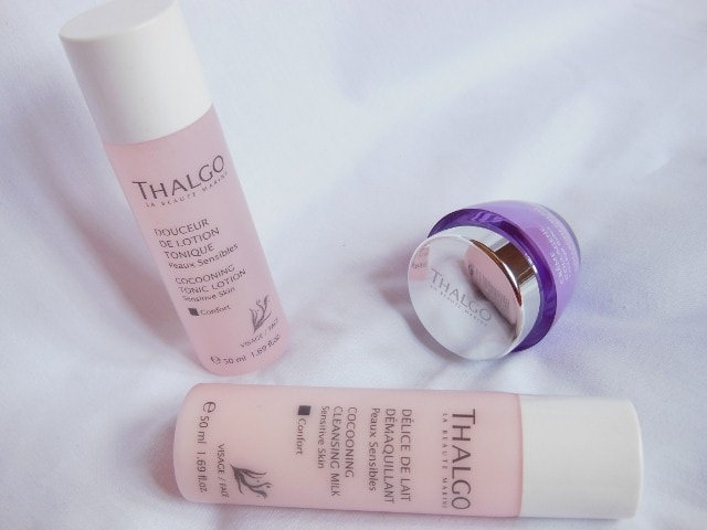 Thalgo Skin Care - Currently Testing