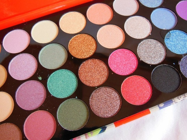 Accessorize 32 Eye Shadow Palette You Are Everything