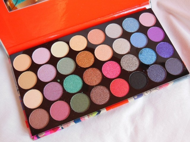 Accessorize 32 Eye Shadow Palette You Are Everything Review