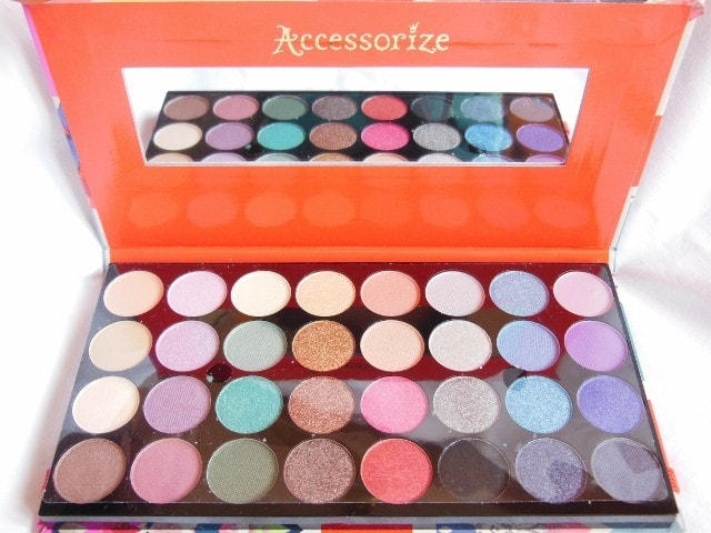 Accessorize Eye Shadow Palette in You Are Everything