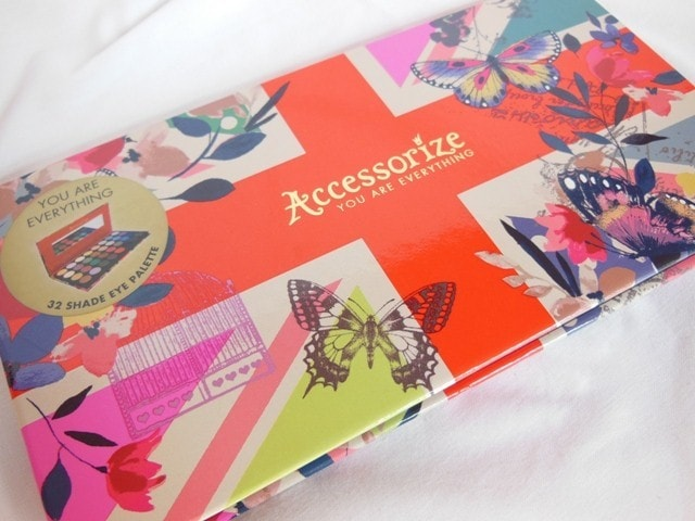 Accessorize You Are Everything 32 Eye Shadow Palette
