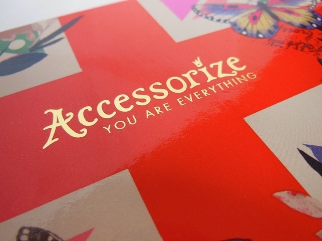 Accessorize You Are Everything