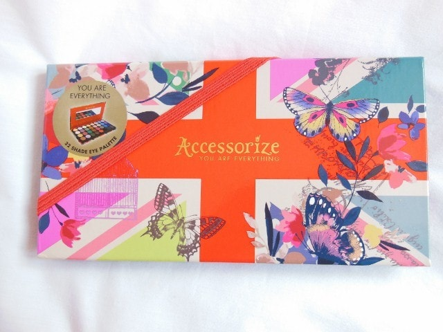 Accessorize You Are Everything Eye Shadow Palette Review