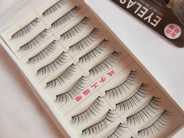 BornPrettyStore False Eye Lashes 1