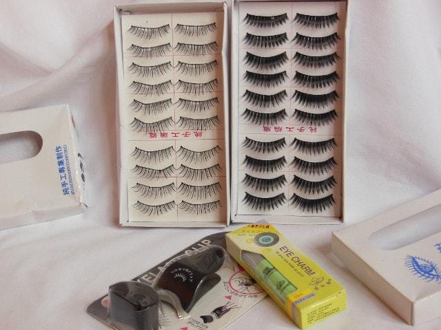 BornPrettyStore False Eye Lashes Pack
