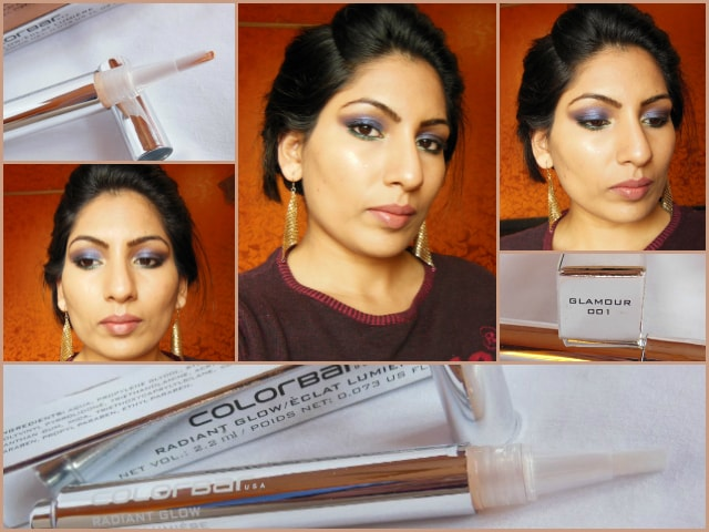 Colorbar Radiant Glow Illuminator Pen Look