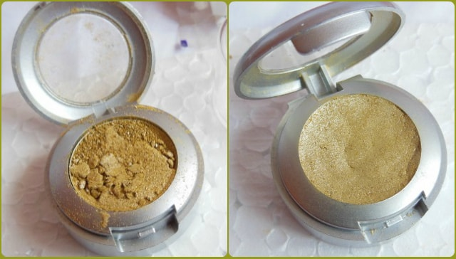 DIY- How to Fix Broken Eye Shadow