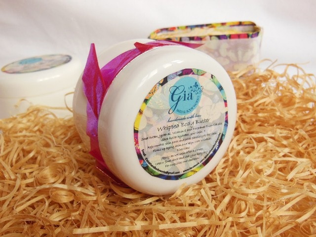Gia Bath and Body Whipped Cream Butter Review