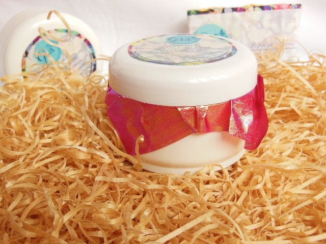 Gia Bath and Body Whipped Cream Butter