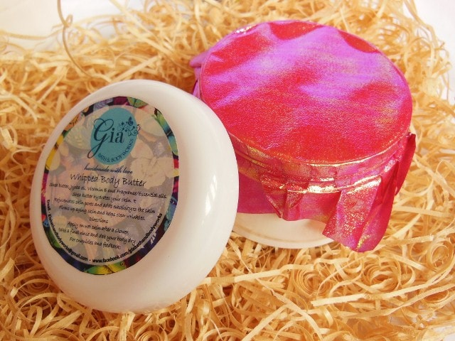 Gia Whipped Cream Body Butter
