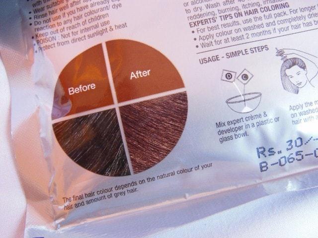 Godrej Expert Creme Rich Hair Color Results