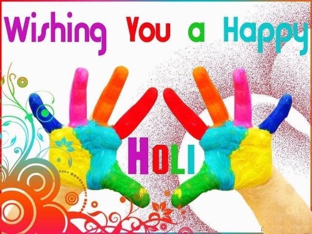Happy Holi 2014