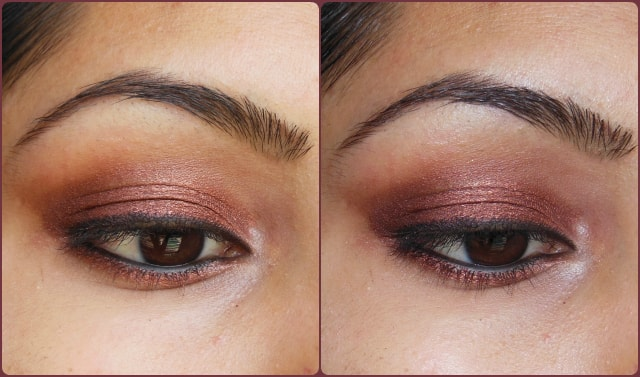 Lakme Absolute Drama Stylist Eye Shadow Crayon BronzeEyes