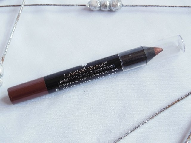 Lakme Absolute Eye Shadow Crayon Bronze