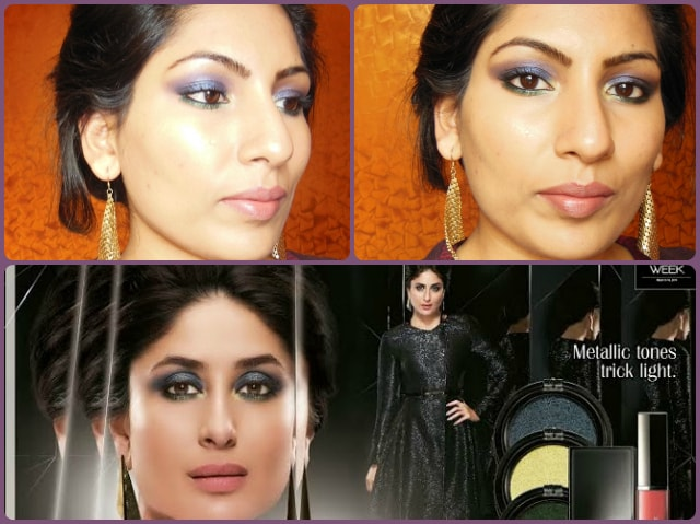 Lakme Illusion - Kareena Kapoor Inspired Makeup Look