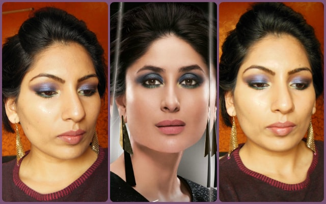 Lakme Illusion Range - Kareena Kapoor Inspired Makeup Look